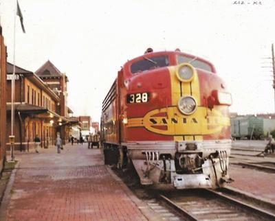 Santa Fe Streamliner