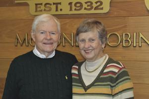 Dave and Alice Robinson