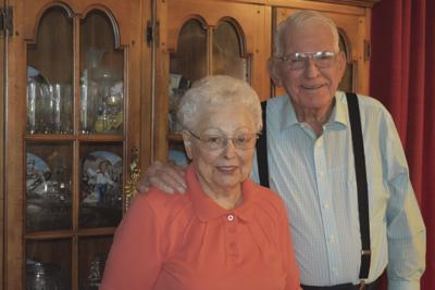 Lorraine and Jim Gaskell