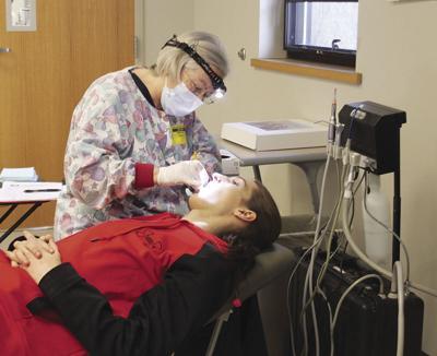Dental clinic at CHS