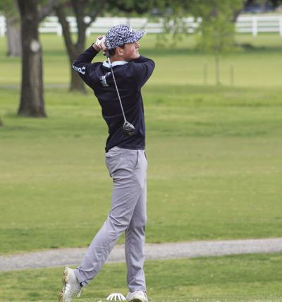 SEK's top golfer