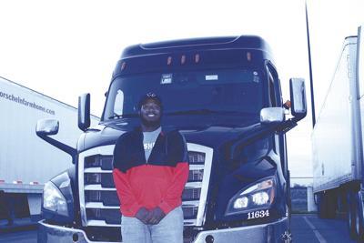 Dallas trucker