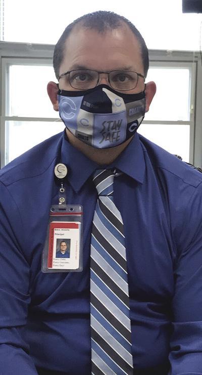 Principal Eric Hoops