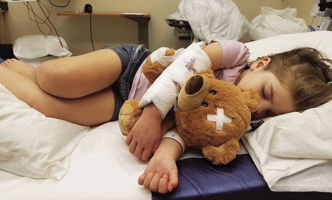 Hospital stay
