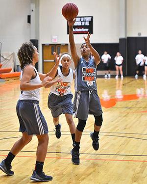 NCCC women's hoops