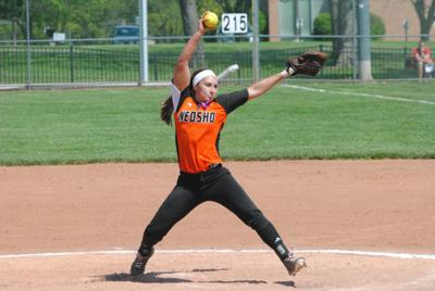 Neosho softball advances to Region VI Div. II District D Championship