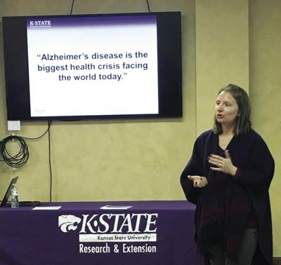 Learning about Alzheimer's
