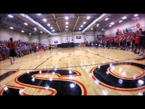 Neosho County Community College Dunk Contest