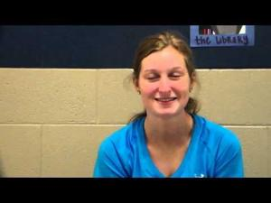 Macy Flowers, September Student Athlete of the Month