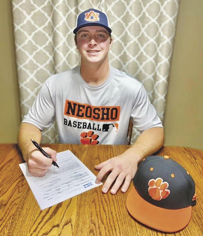 Panther Luke Burk has signed with Auburn.
