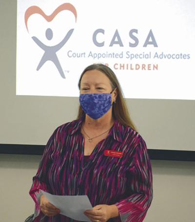 Fund-raiser benefits CASA