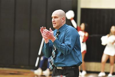 Davis encourages team