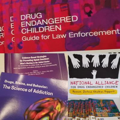 National Drug Endangered Children Conference
