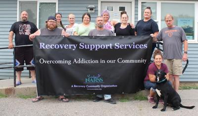 Never Alone Recovery Hall