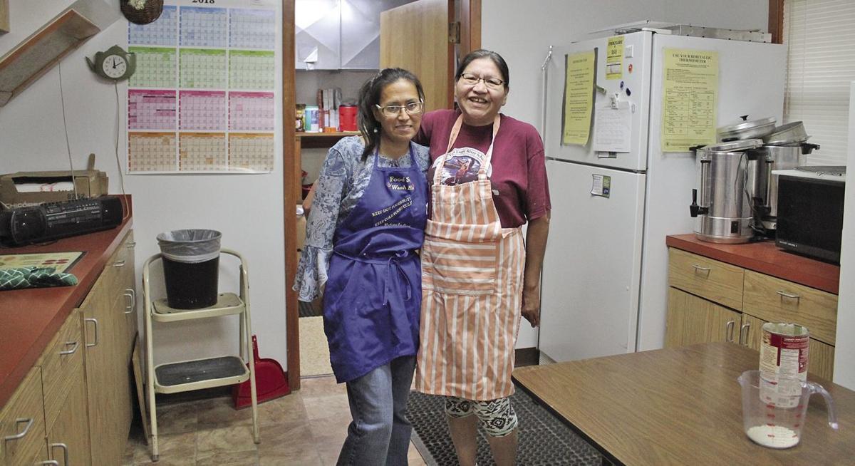 Indian Senior Centers vital to tribal elders health, well-being