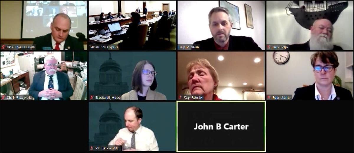 CSKT Staff Attorney John Carter