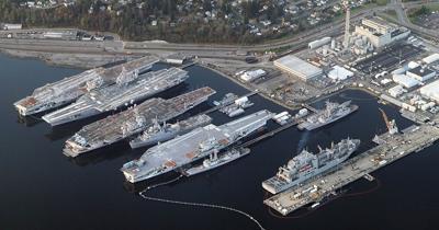 U.S. Navy Puget Sound Naval Shipyard