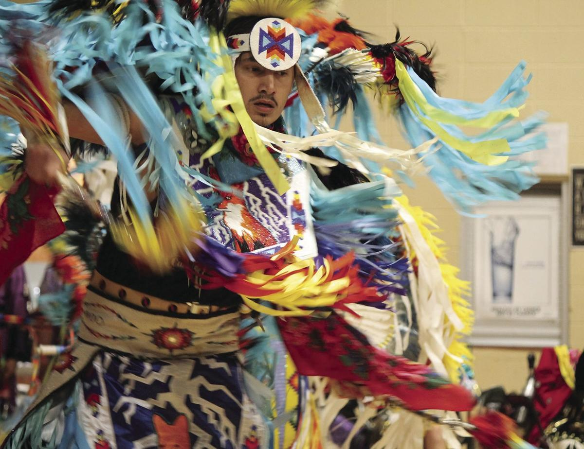 Veteran's Powwow continues tradition of honoring tribal warriors