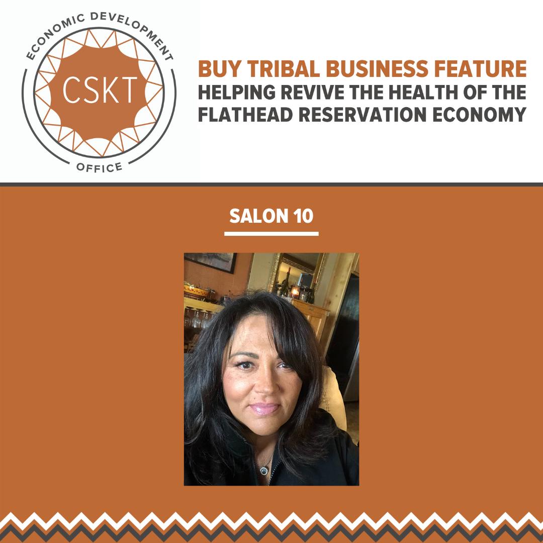 Salon 10 Business Feature