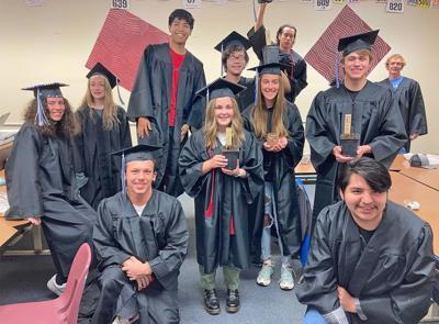 School Garden Network honors graduating seniors
