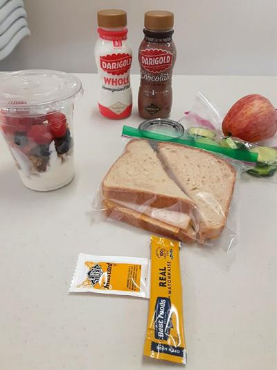 Mission Valley in Motion meals