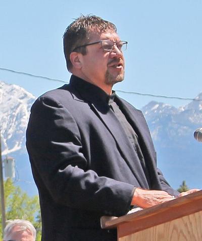 Commencement Speaker Rich Janssen, Jr.