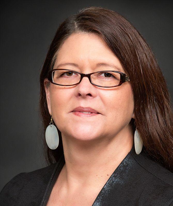 CSKT Council Chairwoman Shelly Fyant