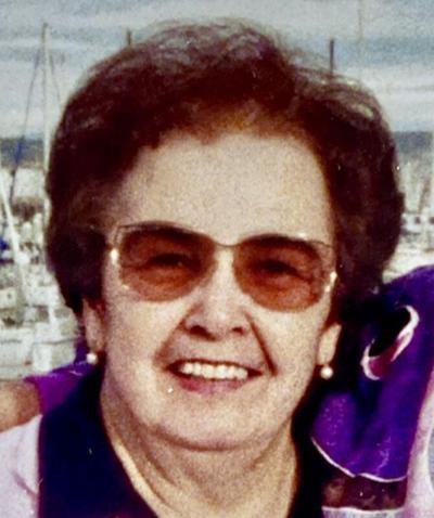 Audrey Iris Holt Wiseman
