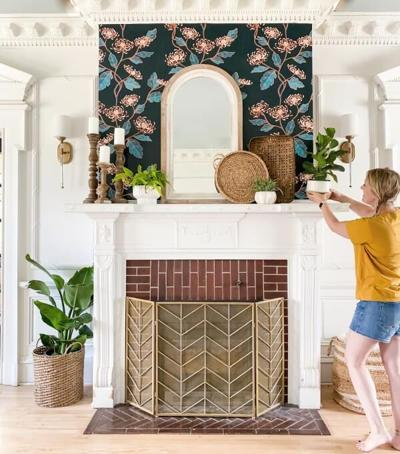 How to Personalize Any Space Using Custom-Designed Wallpaper