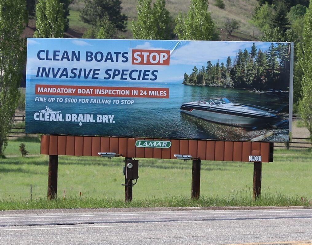 New billboard