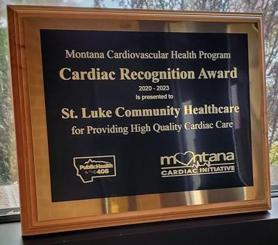 Cardiac Recognition Award