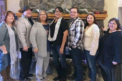 CSKT Early Childhood Home Visiting Program team