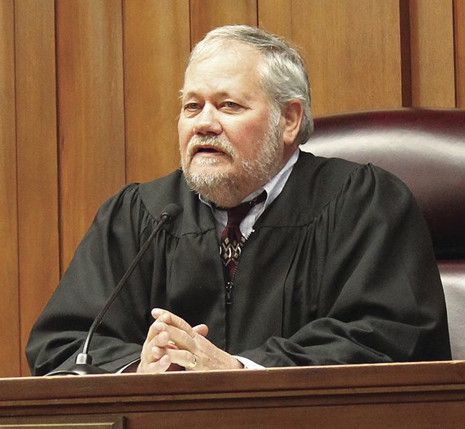 Lake County Judge James Manley