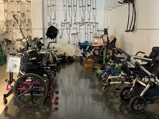 Ms. Cheap: Equipment Exchange offers donated wheelchairs, walkers for free