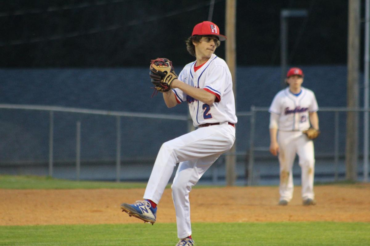 Brandon Collins fires at home plate.JPG