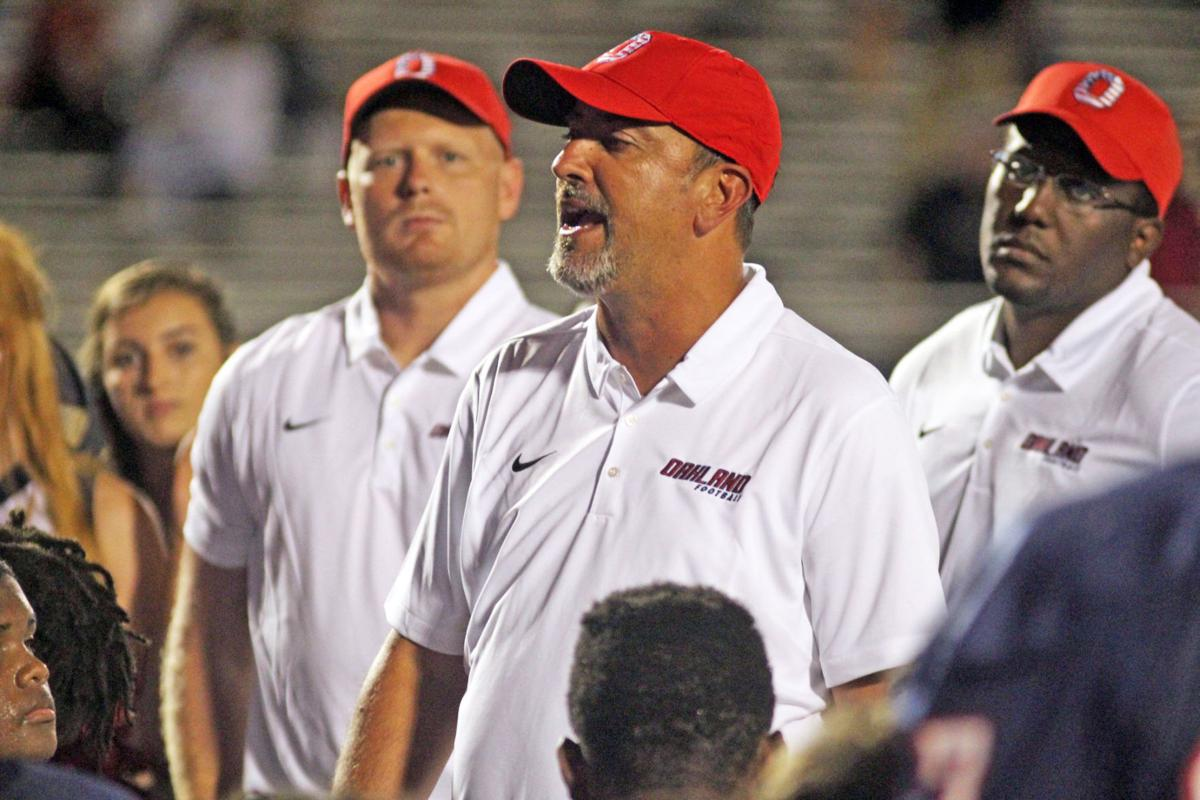 Kevin Creasy and the Oakland Patriots stay atop the Main Street Preps Top 25 Poll.
