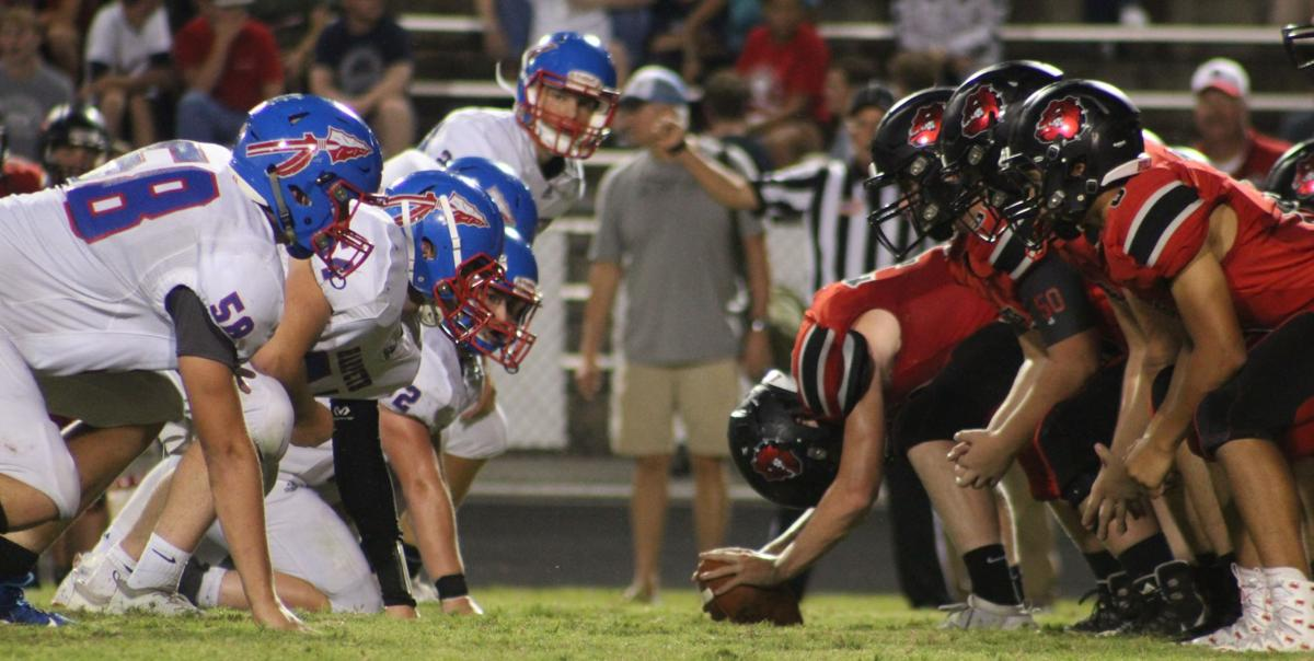 Harpeth and Hickman line up at the line of scrimmage for a punt.JPG