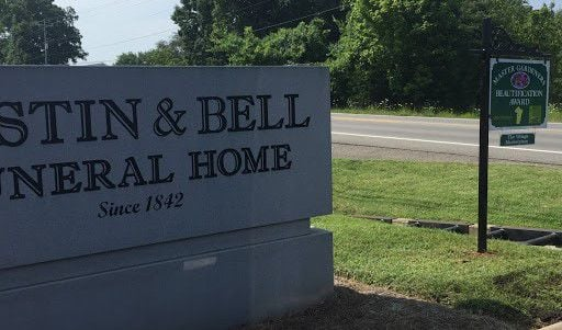 Austin and Bell Funeral Home, Pleasant View