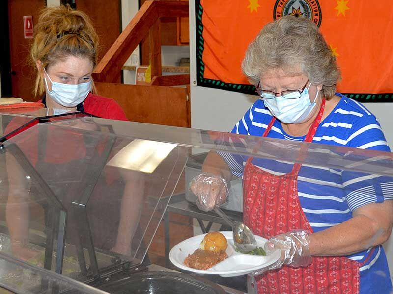 Feeding community focus of Tri-Community W.E.B. group
