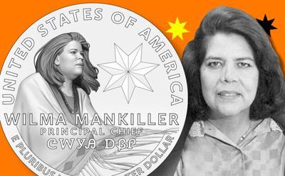 Former Chief Mankiller to adorn 2022 quarter