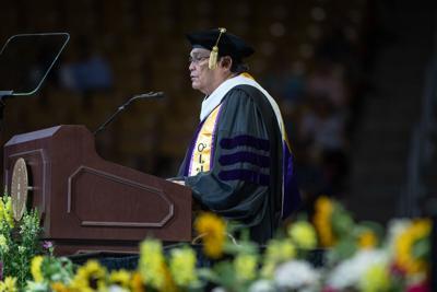 Western Carolina University honors Thomas Belt with honorary doctorate