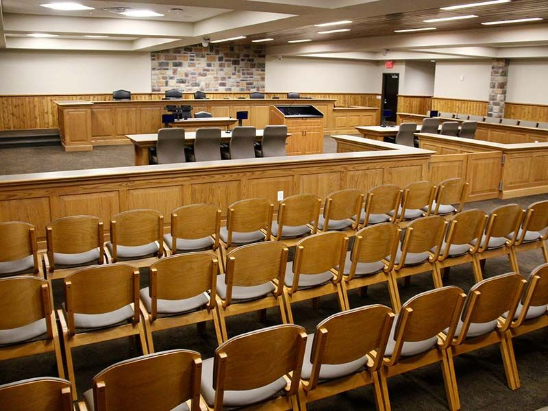CN judicial branch moves to Tribal Complex