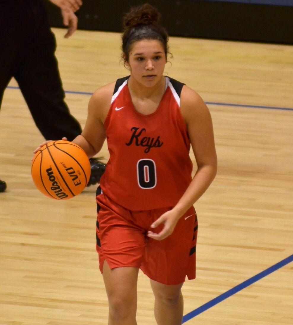 KHS' Eubanks has amassed 1,000 points in hoops career
