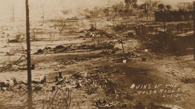 Biden to visit Tulsa for 100th anniversary of race massacre