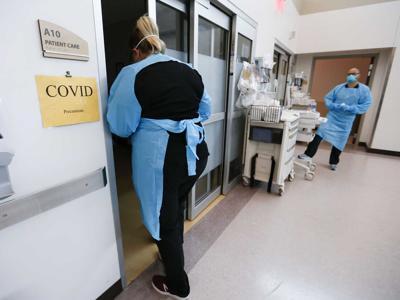 Oklahoma deals with nurse, staff shortage in hospitals