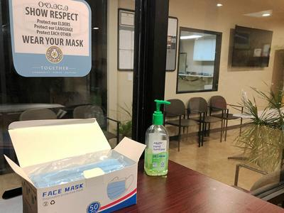 Pandemic prompts safety precautions at polling places