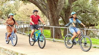 Celebrate National Bike Month with these healthy habits