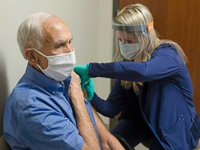 Cherokee Nation administers 10,000th dose of COVID-19 vaccine