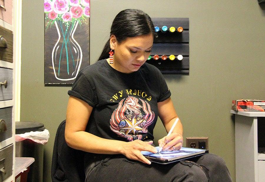Standingcloud is Inkjunkys newest tattoo artist