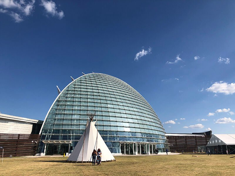 First Americans Museum in Oklahoma City opens